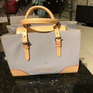 Dooney & Bourke genuine Patent Leather